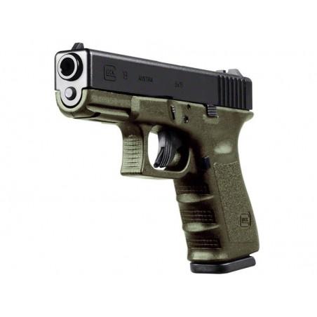 Glock 19 - Génération 3 - 9x19 - Couleur olive