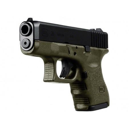 Glock 26 - Génération 3 - 9x19 - Couleur olive